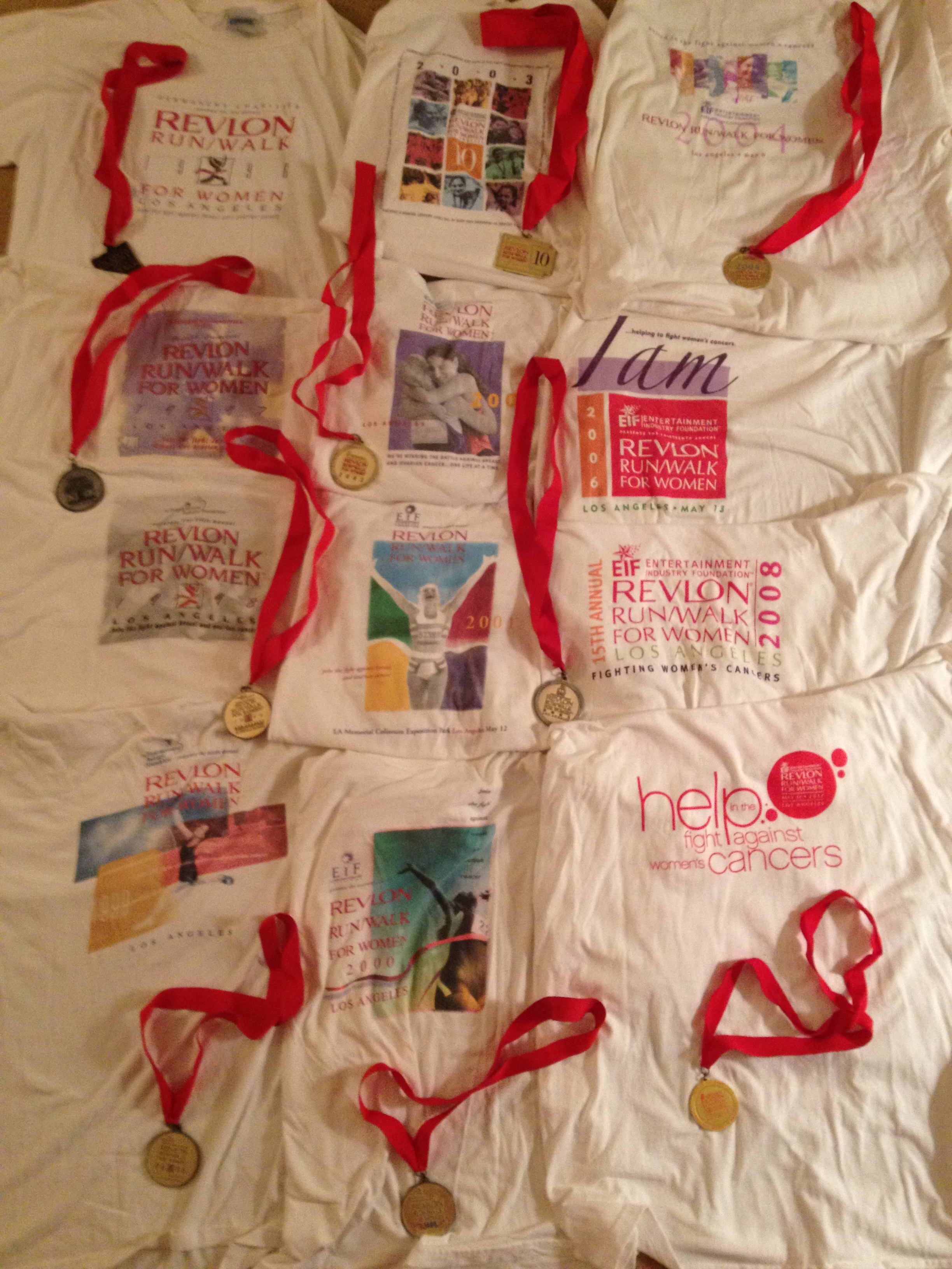 IAmMsPrissy™ Medals as a Revlon Participant
