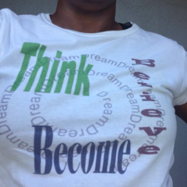 think believe become